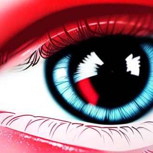 A szemek bőrpírjának okai