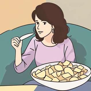 Ovládání emocí zabraňuje nadváze