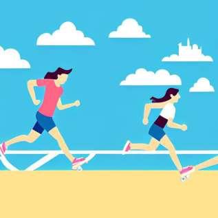 Apakah tubuh Anda siap berlari setengah maraton?