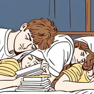 Quelle est la relation entre le manque de sommeil et le divorce?