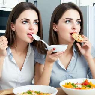 Pokud naplníme lednici zdravými věcmi, budeme mít zdravou výživu?