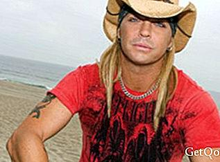 Bret Michaels the face of diabetes in the US