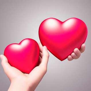 Lindungi hatimu seperti ini: