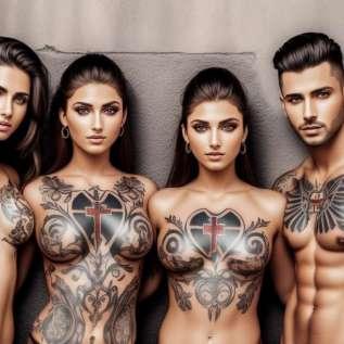 7 نصائح لجعل الثلاثي الجنسي