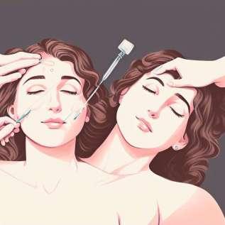 Botox vs bolezni kože