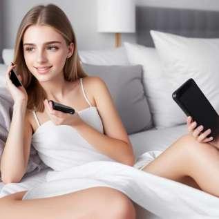 Да ли користите свој мобилни телефон ноћу? Будите опрезни! Можете добити додатне килограме ...