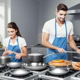 Efektīvāki materiāli virtuvē