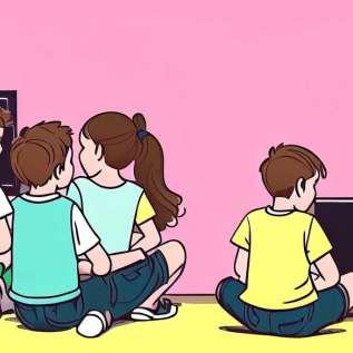 Tai gali atsitikti jūsų vaikui žiūrint televizorių naktį