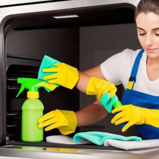 8 savjeta za čišćenje kuhinje