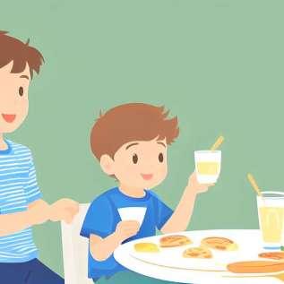 1. Nutriments et graisses selon leur âge