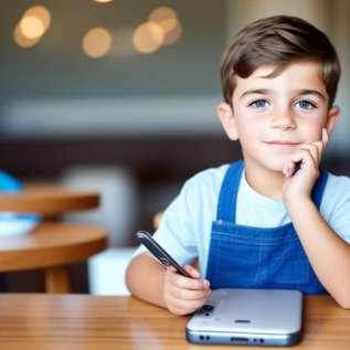 Število otrok z kratkovidnostjo se bo povečalo za 80% zaradi uporabe pametnih telefonov