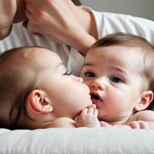 Si votre bébé a une mauvaise digestion, aidez-vous des probiotiques