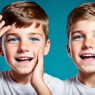 아이들의 밤 공포 (지진 이후)