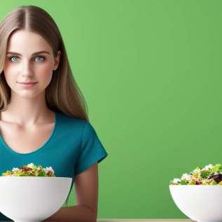 ماذا يأكل النباتيين؟