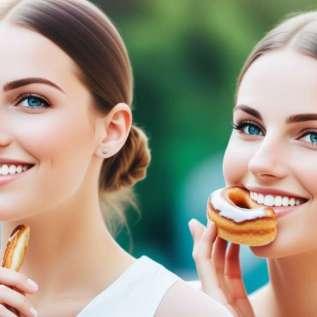 Hvis jeg ikke vil gå ned i vekt ... hva spiser jeg?
