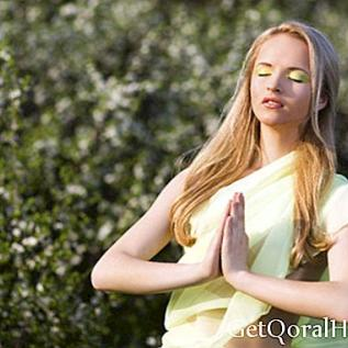 Meditationsteknikker regulerer kropstemperaturen