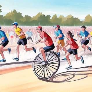 Color Run saavutti Mexico Cityn kadut