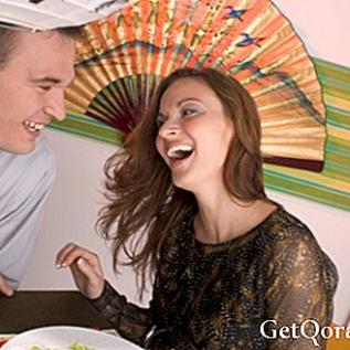 Hvilke menn tenker på online og offline dating