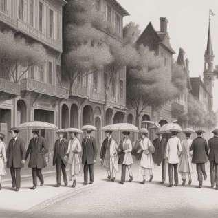 See illustratsioon, mis kujutab Mehhiko, on juba kogu maailmas