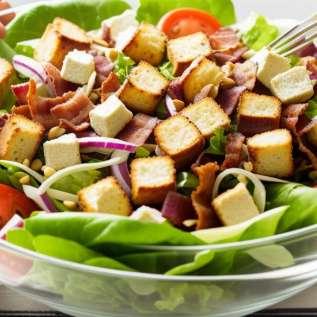 1. salade grecque
