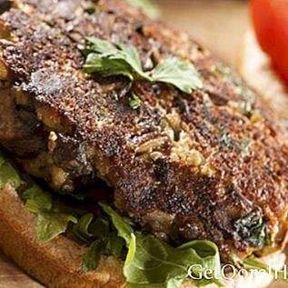 Resep Portobello Sandwich
