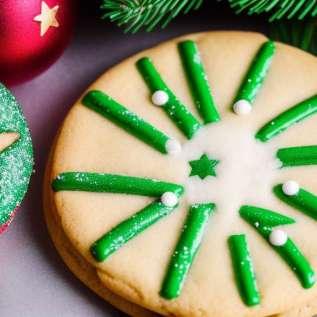 Cookie oatmeal dan kayu manis