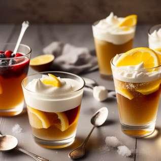 Cokelat Custard
