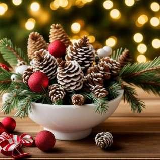 Romeritos med räkor pannkakor