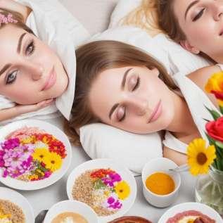 10 aromaer å slappe av