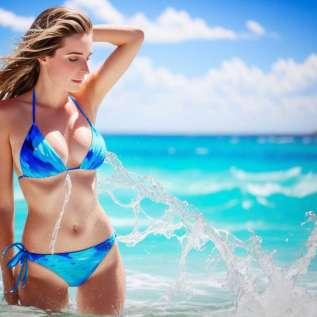 5 bienfaits des bains de mer