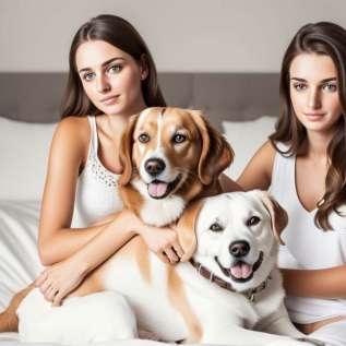 Nejlepší terapie, pro jejich náklonnost, psi