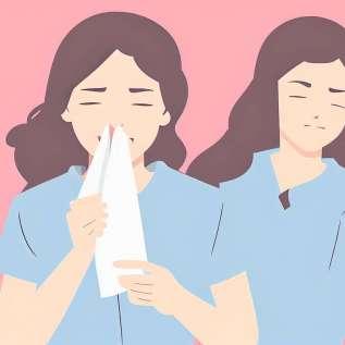 Jak přežít chřipku, když pracujete