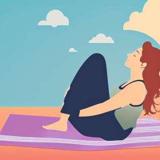 Top 5 des postures de yoga minceur